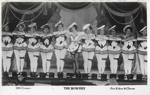 Pert Kelton and Chorus in The Bowery (1933)