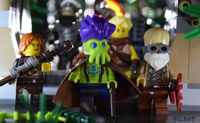 Return of the Galactic Adventurers
