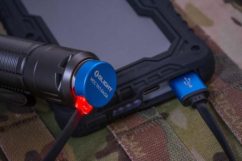 OLIGHT M2R PRO-Gunmetal Grey-16