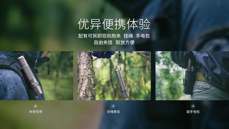 OLIGHT M2R PRO-Gunmetal Grey-6