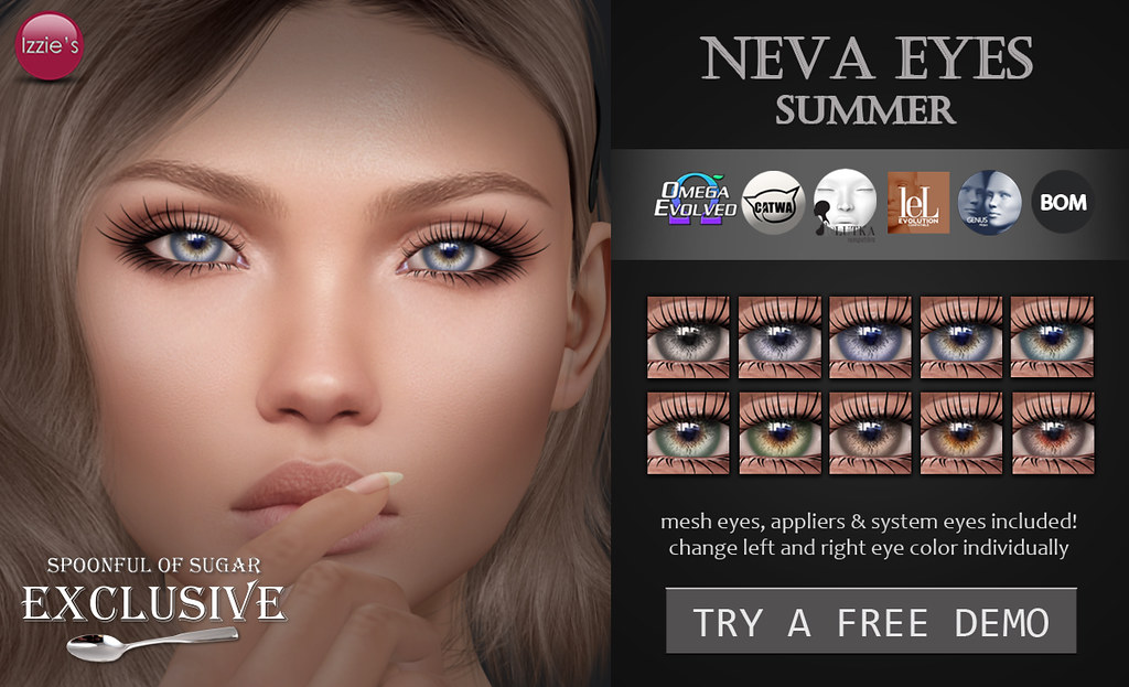 Neva Eyes (summer) for SOS