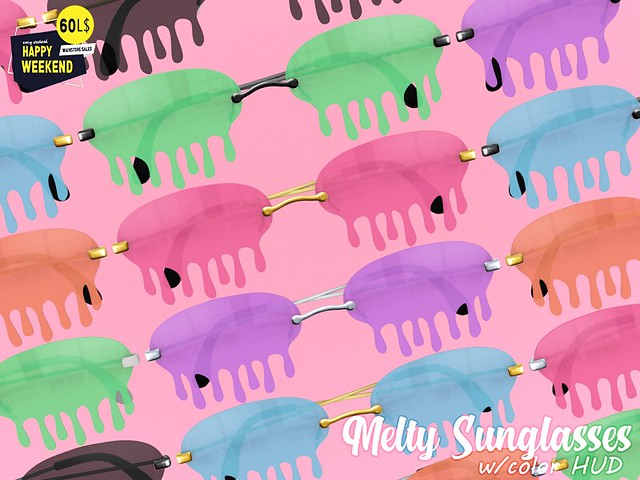Melty Sunglasses