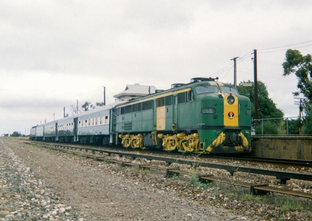 Steamrangers new loco 958 by David Arnold