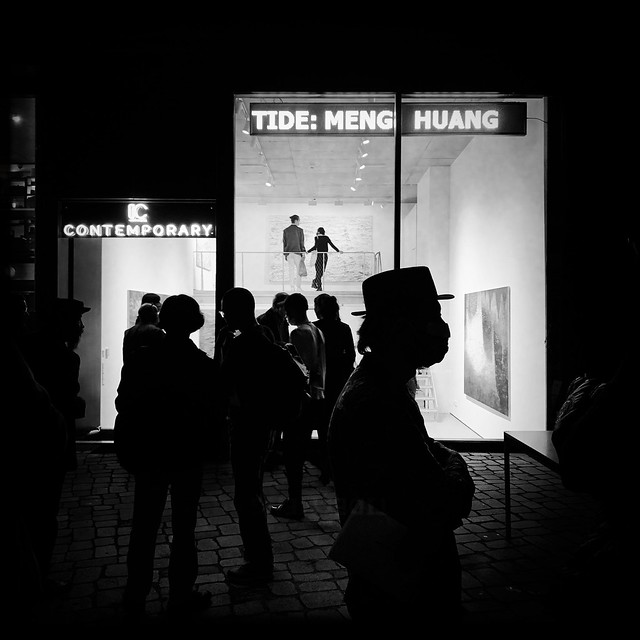 Vernissage: Tide by Meng Huang