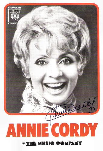 Annie Cordy (1928-2020)
