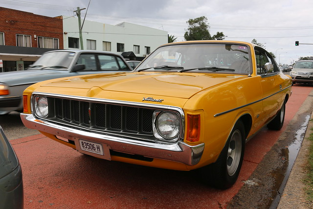 1973 Chrysler Valiant VJ Charger 770 E55