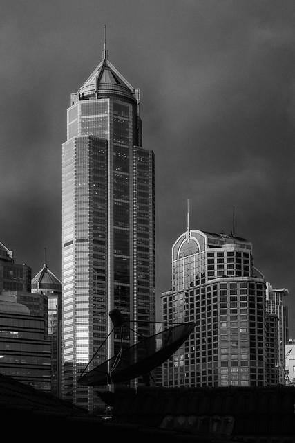 Bangkok – Before the storm