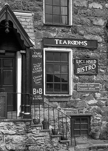 Tea Rooms Beddgelert Snowdonia