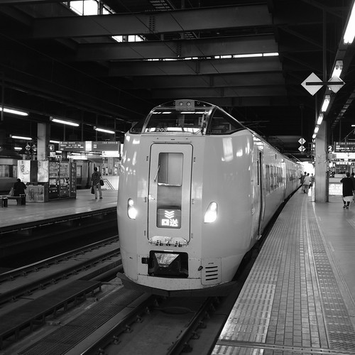 05-09-2020 arrival at Sapporo Station (3)