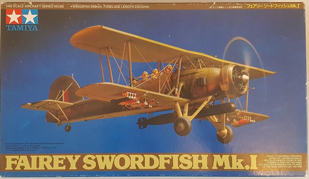 Fairey Swordfish Tamiya 1/48 50307506361_80c244f590_b