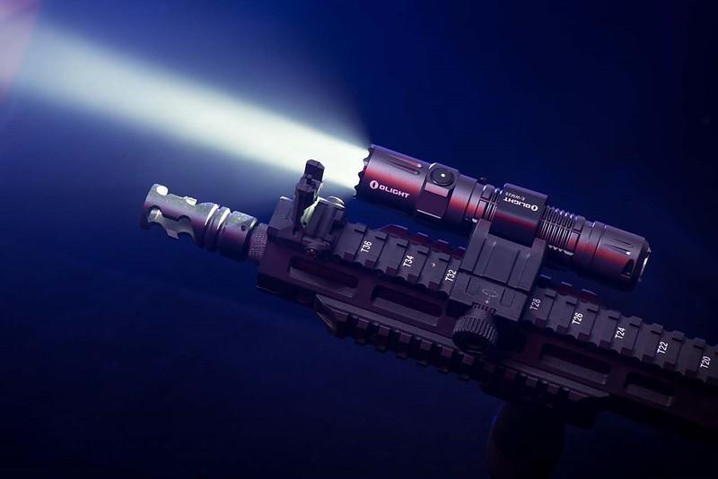 OLIGHT M2R PRO-Gunmetal Grey-12