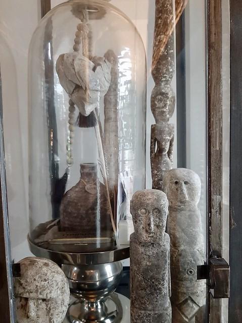 Stolpen beeld stenen mannetjes
