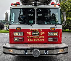 Tower 3 Westminster Fire Dept.