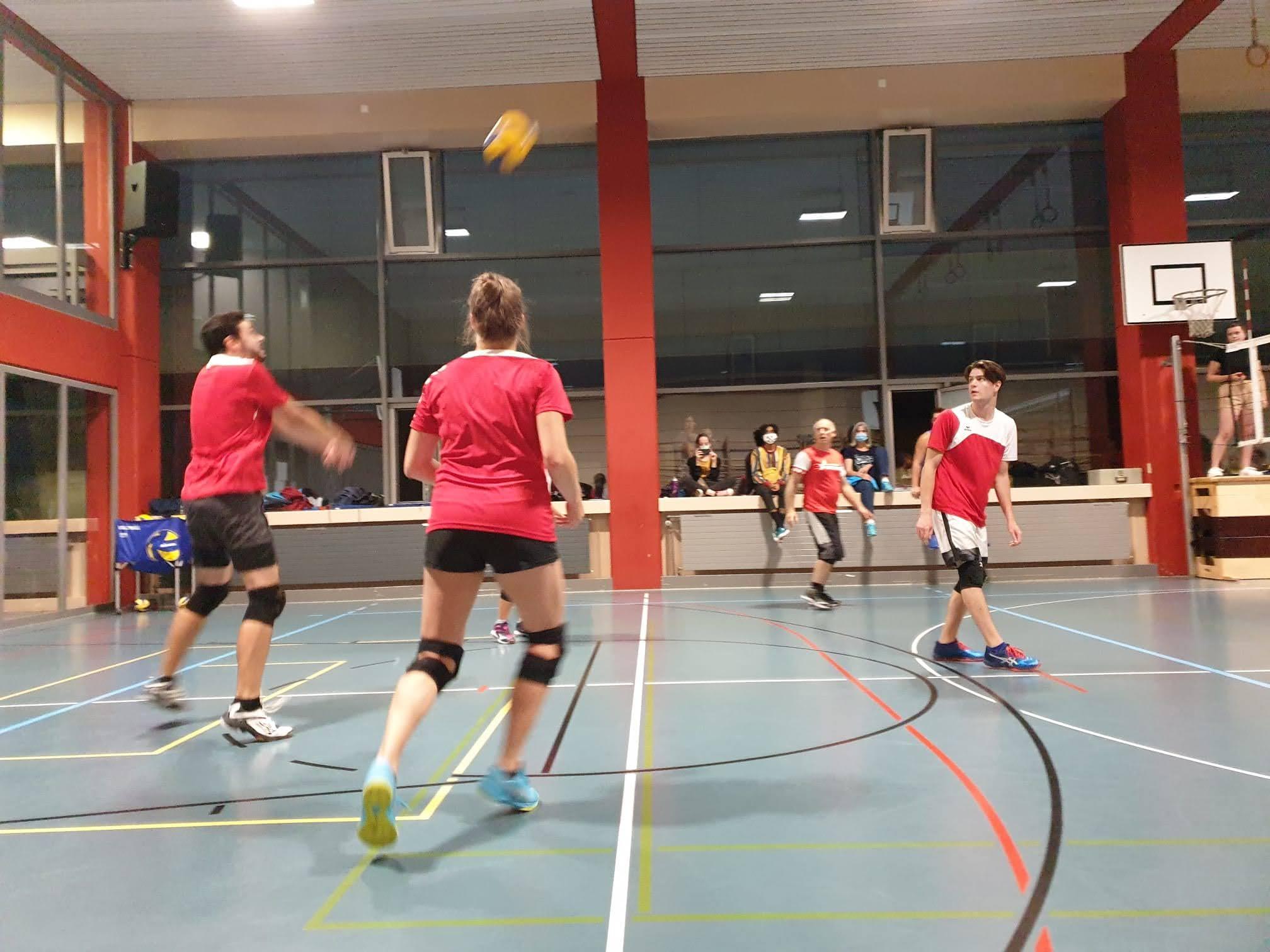 Cupspiel Vyneyard Aarau