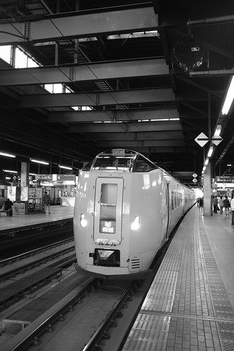05-09-2020 arrival at Sapporo Station (2)