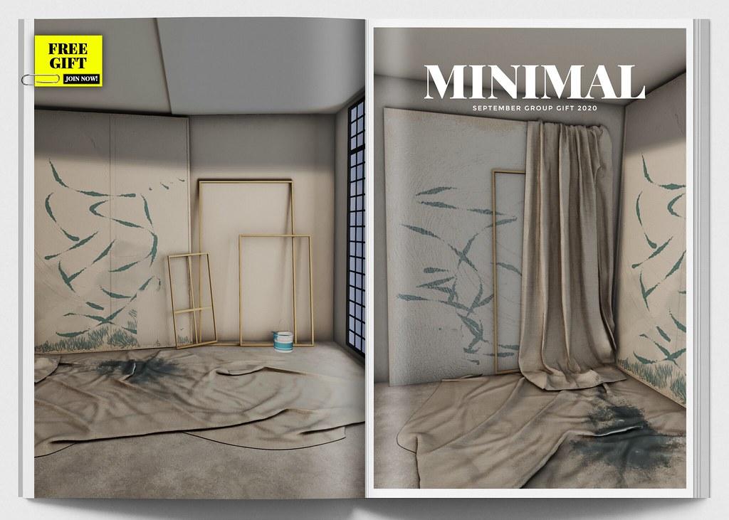 MINIMAL – September Group Gift 2020