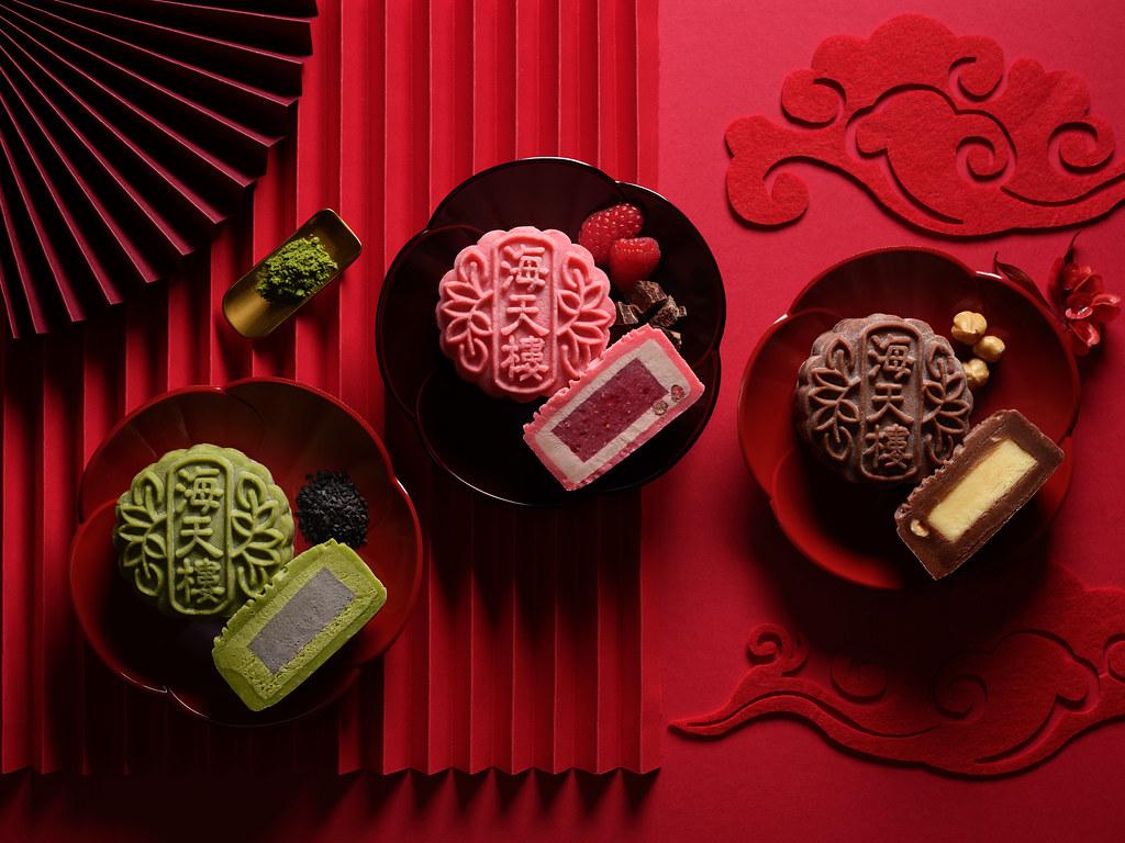 Hai Tien Lo Snowskin Mooncakes