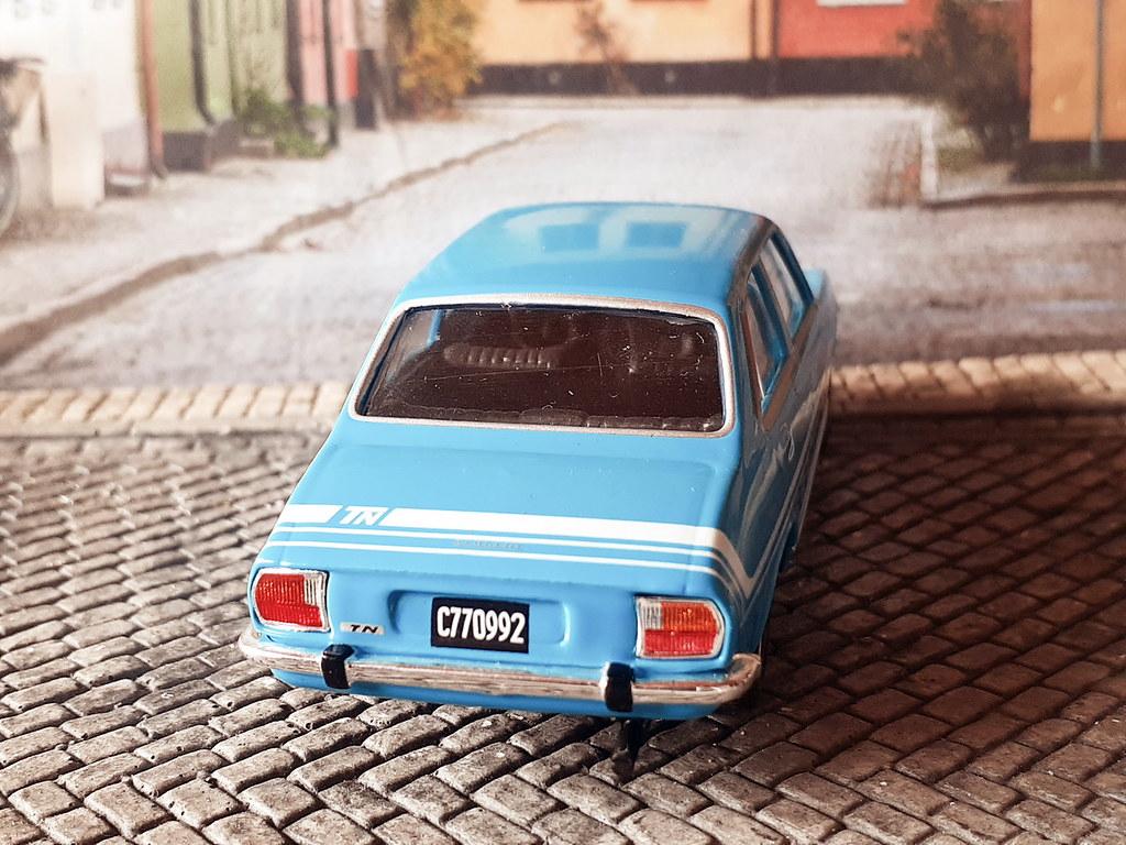 Peugeot 504 TN – 1976