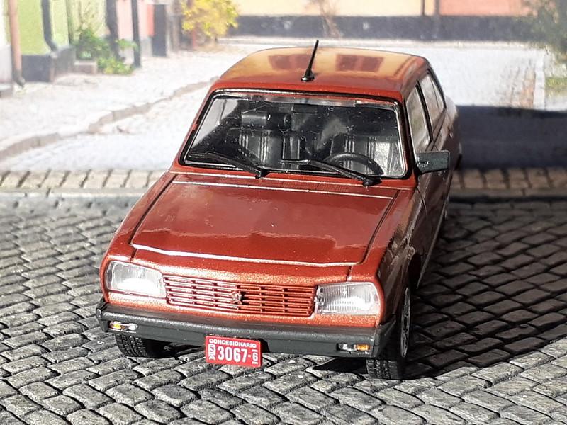 Peugeot 504 GRTn - 1984