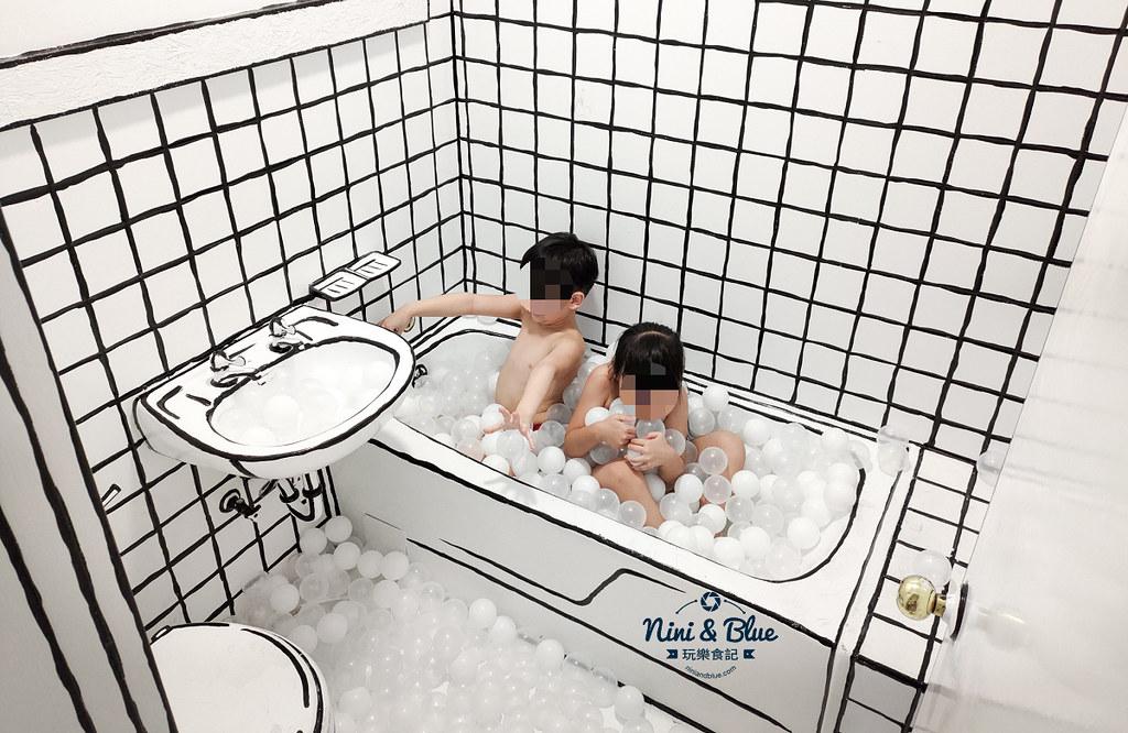 2D Cafe Taichung 紅點文旅 台中網美咖啡28
