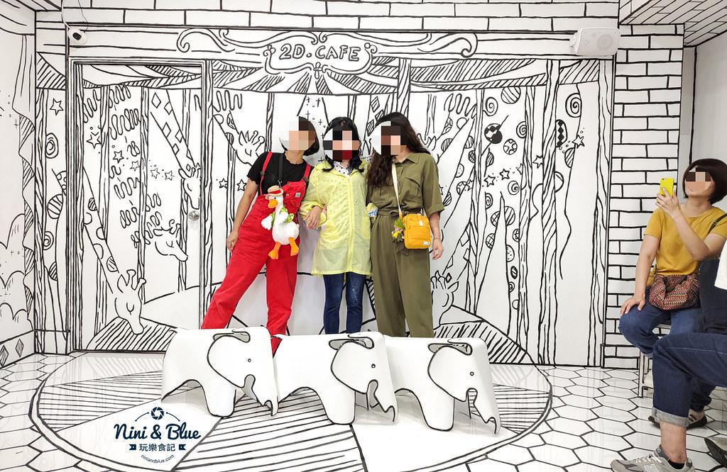 2D Cafe Taichung 紅點文旅 台中網美咖啡23