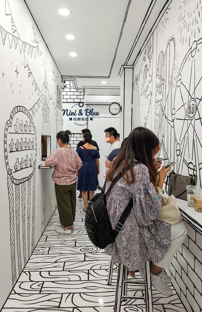 2D Cafe Taichung 紅點文旅 台中網美咖啡02