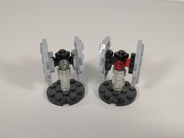 Lego Star Wars Micro First Order Tie Fighters