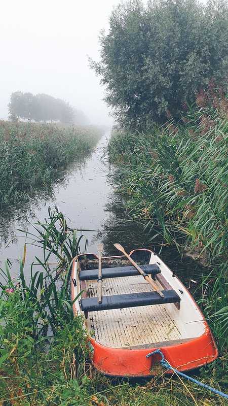 veesluis - naar Landgoed 'Groot Eiland'