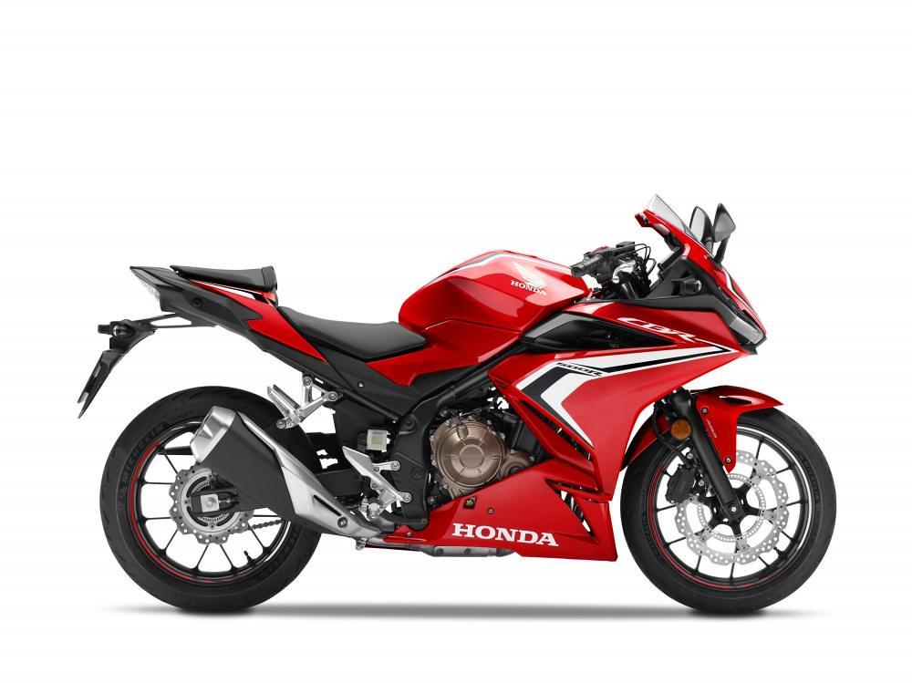 Honda CBR500R Grand Prix Red