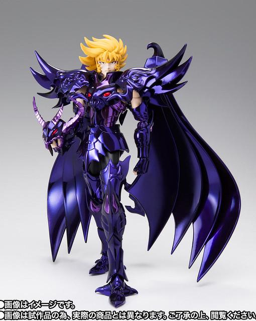 最強冥鬪士!聖闘士聖衣神話EX 天猛星雙足飛龍 拉達曼迪斯 原色版