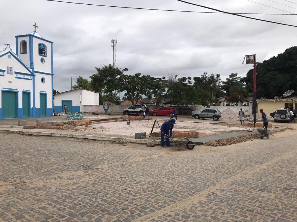 Praça da Barra de Caravelas