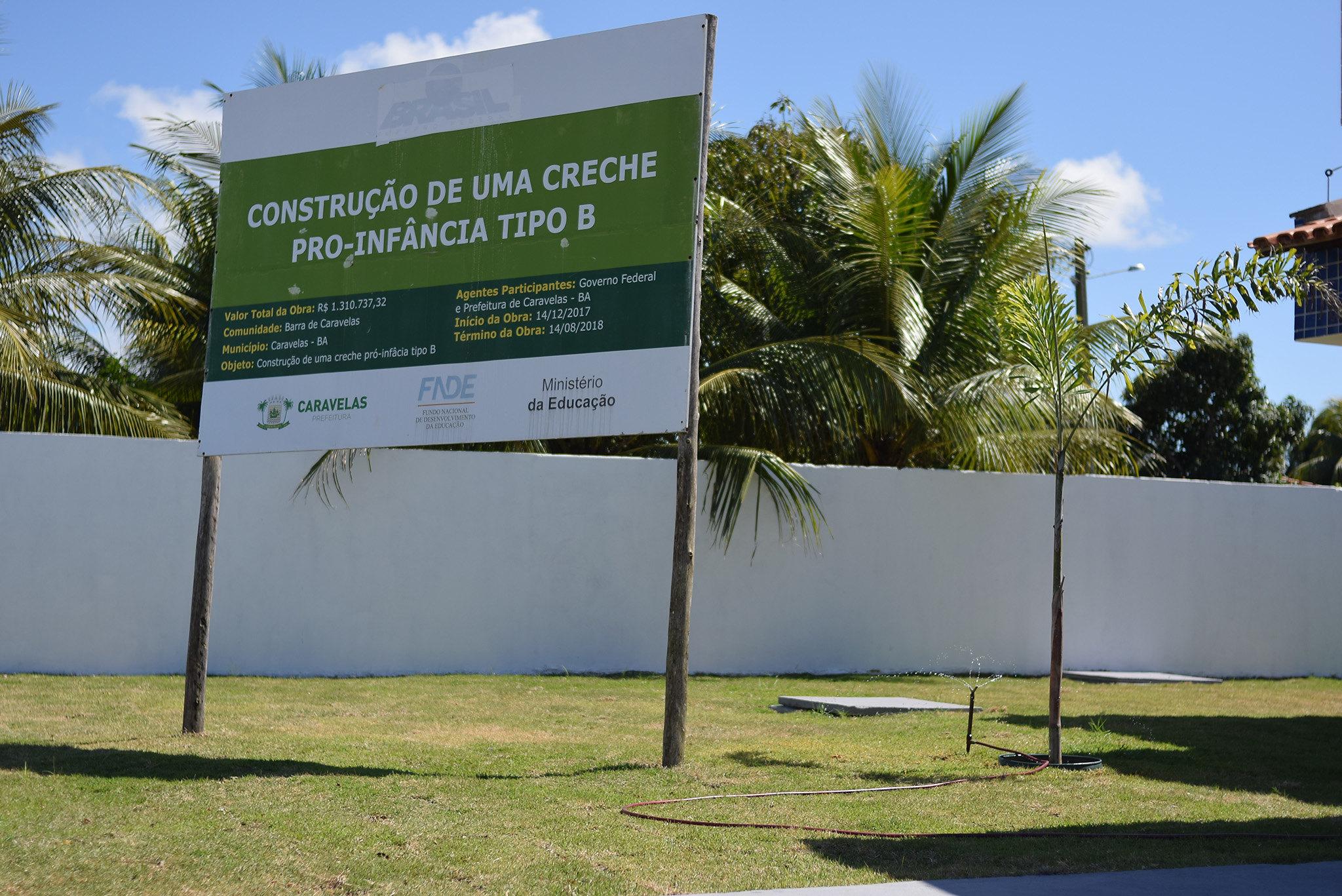 Creche da Barra de Caravelas (2)