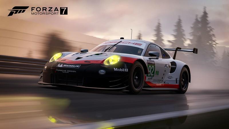 Le Mans eSports - Forza Motorsport 7