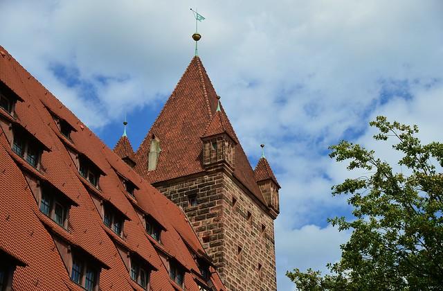 Nürnberg - Luginsland Tower