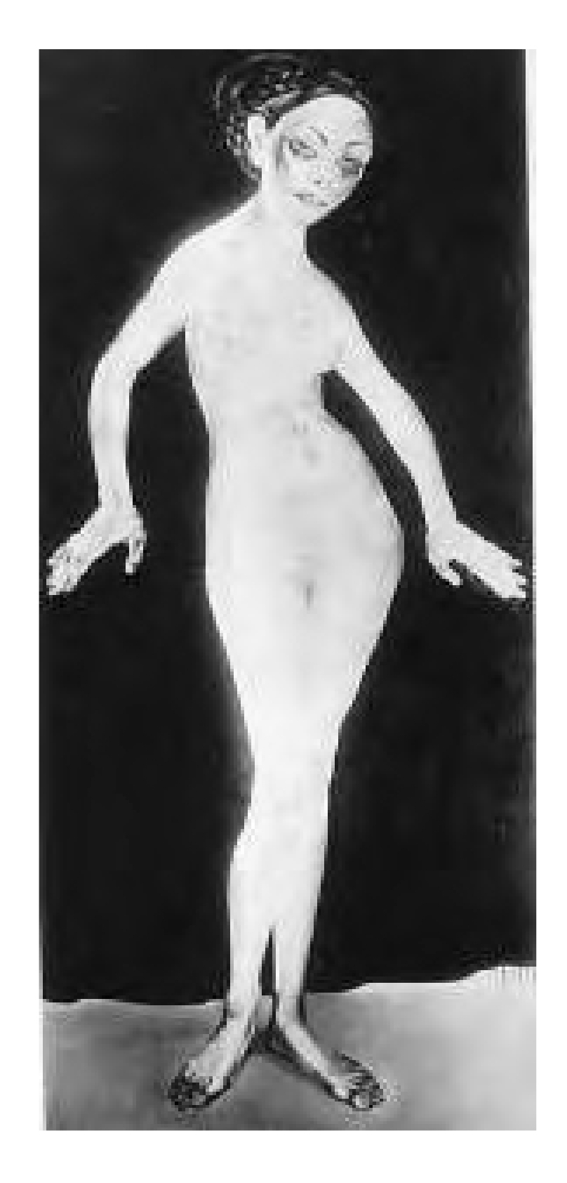 María Blanchard - 'Desnudo'