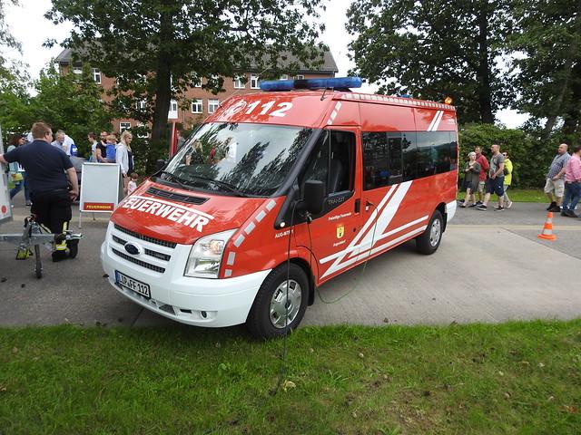 Ford Transit -  FW Augustdorf