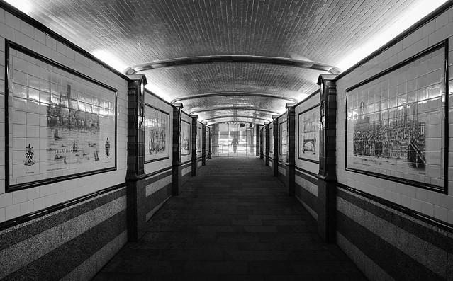 Southwalk Tunnel Vision