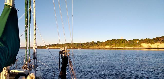 Good morning Long Island, the Boston one.