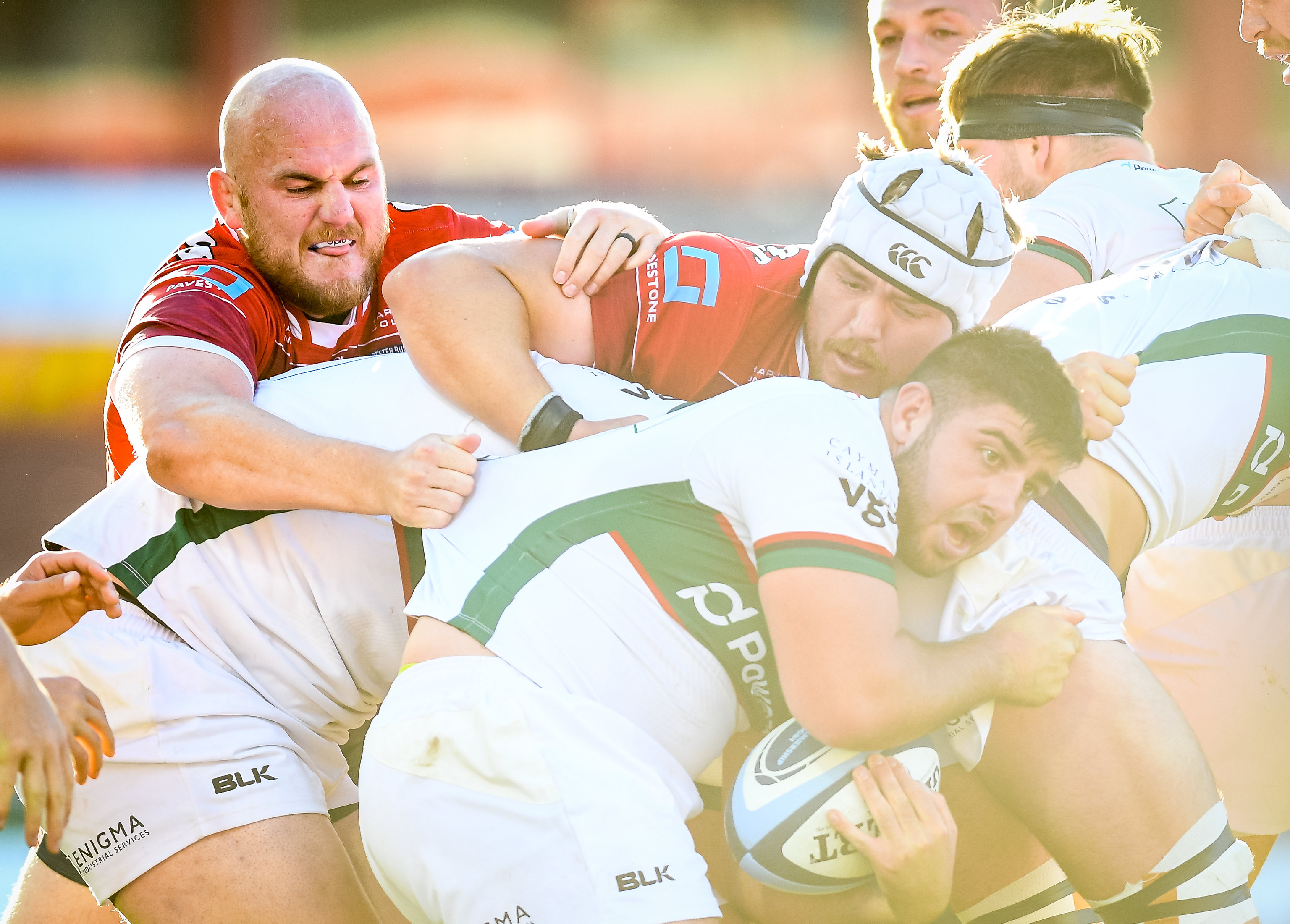 Gallagher Premiership Gloucester Rugby and London Irish, Kingsholm