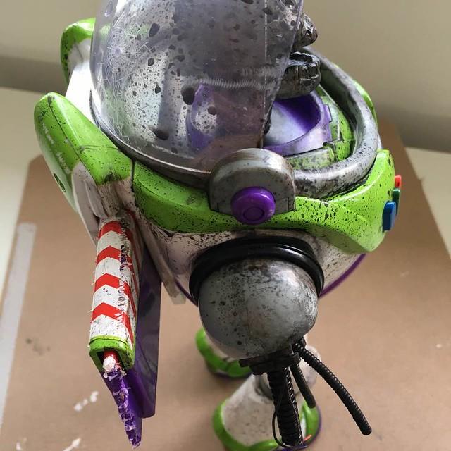 Death of BuzzLightyear - atana studio