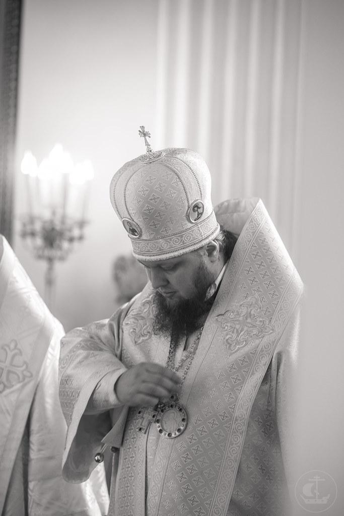 5 сентября 2020, Заупокойная литургия памяти митрополита Никодима (Ротова) / 5 September 2020, Commemoration Liturgy in memory of Metropolitan Nikodom (Rotov)