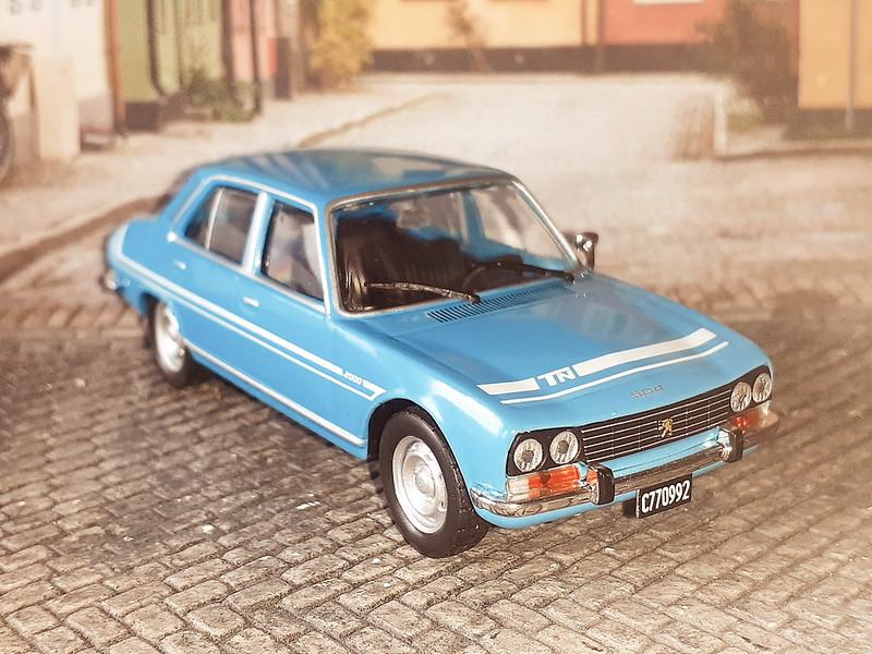 Peugeot 504 TN - 1976
