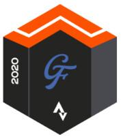 2020.08 Gran Fondo Badge