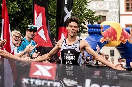Češi v Xteře pod stupni vítězů, vítězí Philippová a Serrieres