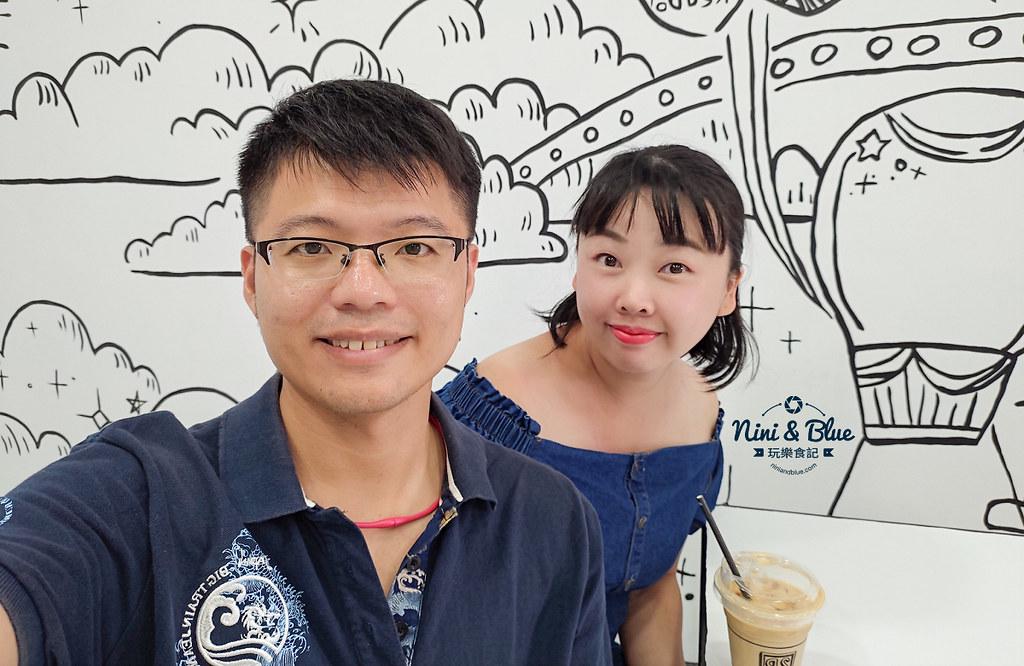 2D Cafe Taichung 紅點文旅 台中網美咖啡18
