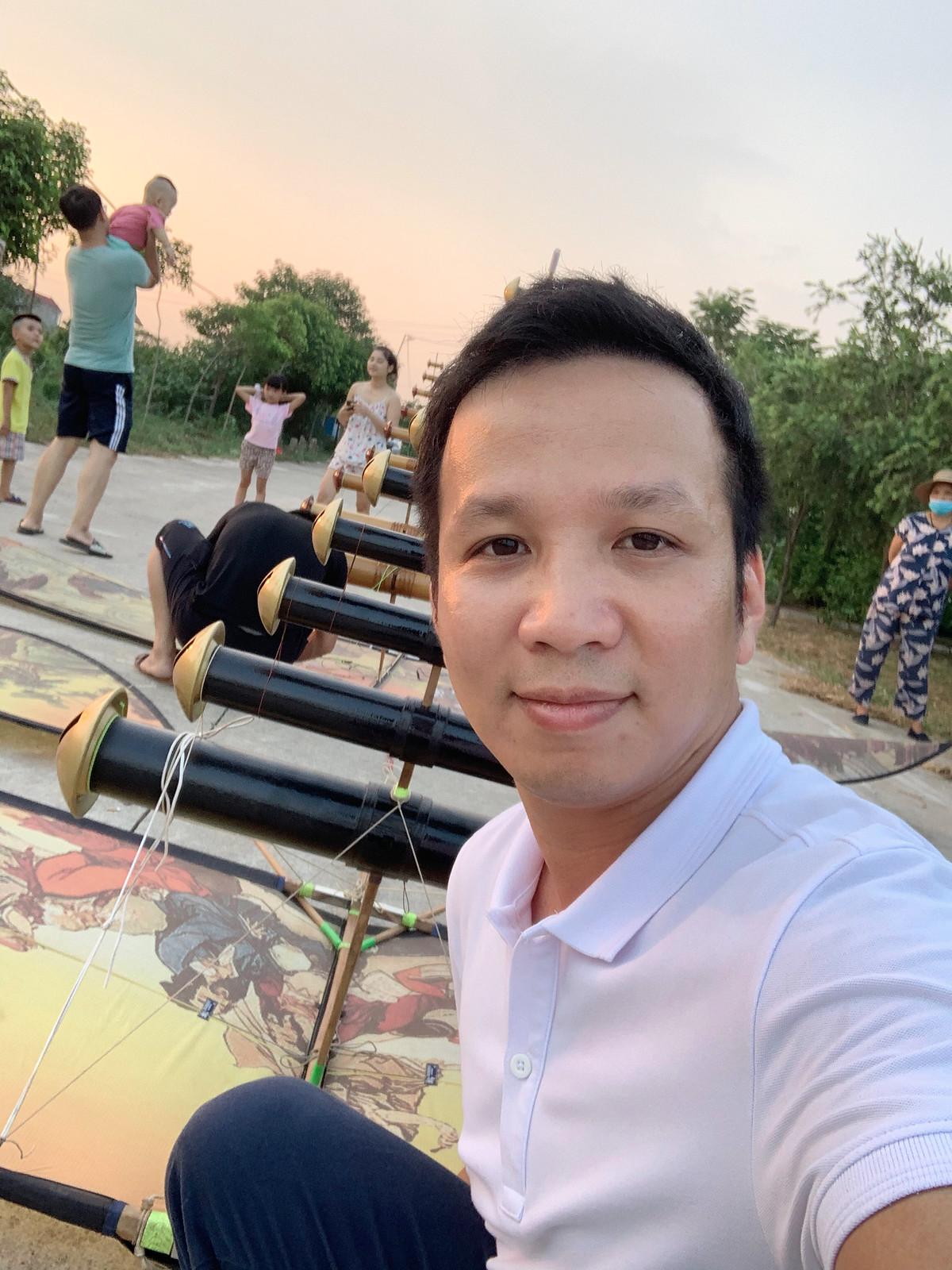 Hoang Phu va Dieu Sao