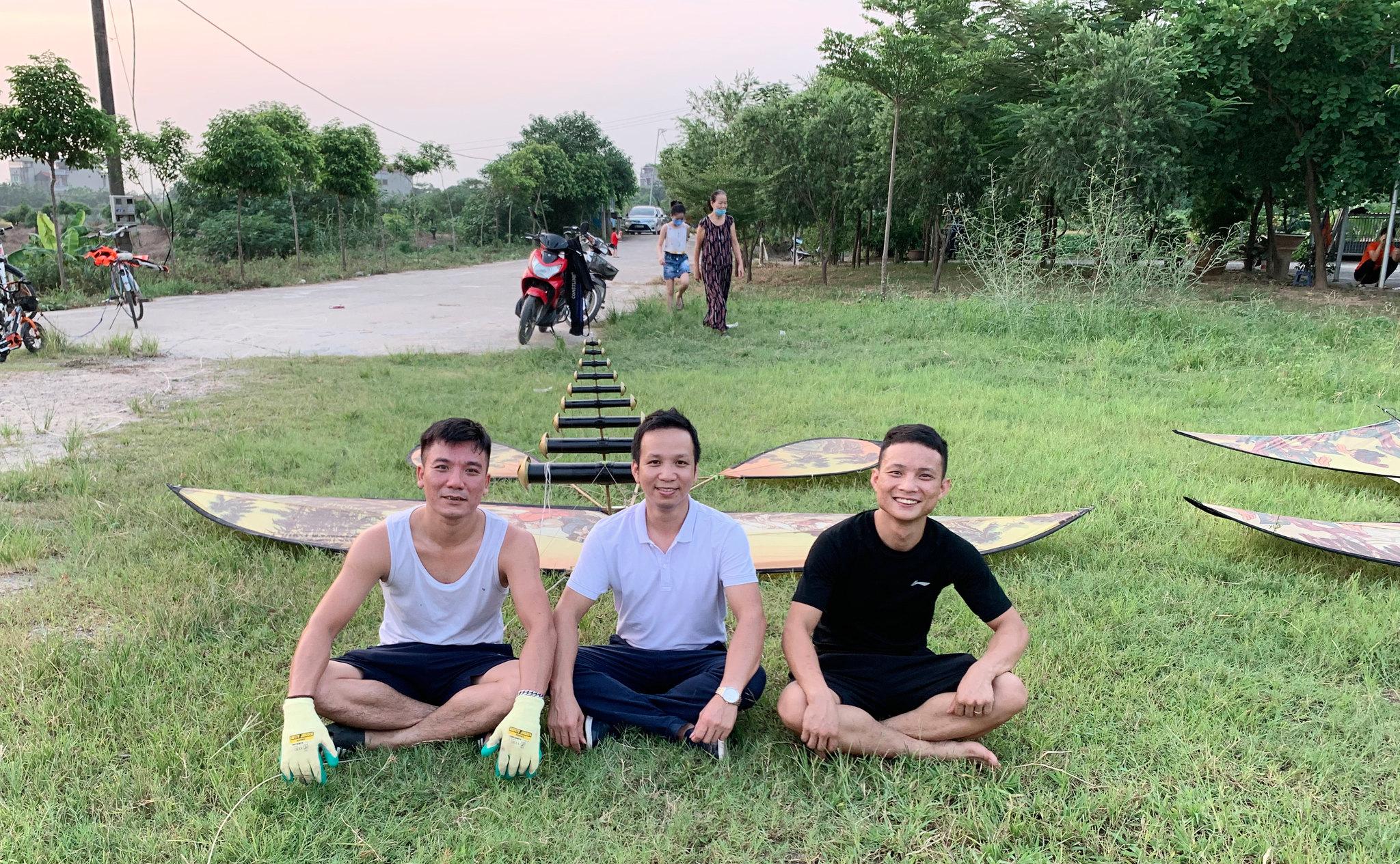 Nguyen Dang Tien - Hoang Phu - Bach Ngoc Duc