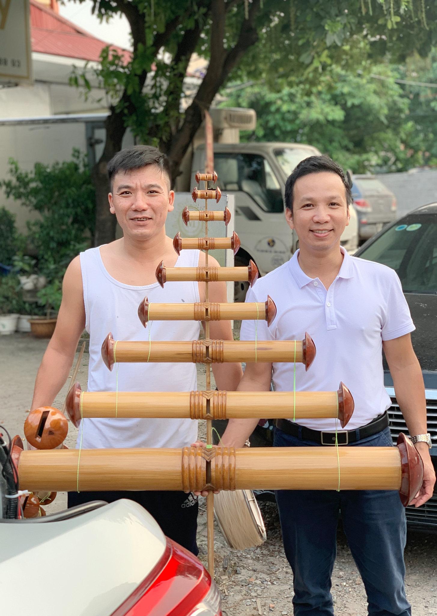 Nguyen Dang Tien va Hoang Phu