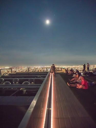 sunset 屋上展望台 渋谷 twilight shibuyascramblesquare 渋谷スクランブルスクエア shibuya rooftop observatory tokyo