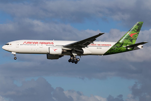 Surinam Airways B777-212(ER) PZ-TCU | by wapo84